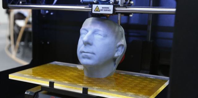 Medical 3-D Printing