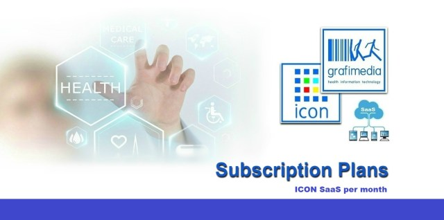 ICON EMR SaaS Monthly Plans