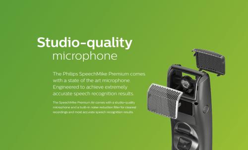 Philips Speech Mike Premium Air