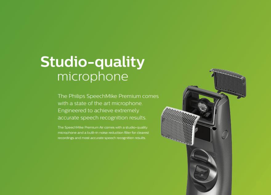 Philips SpeechMike Premium Air