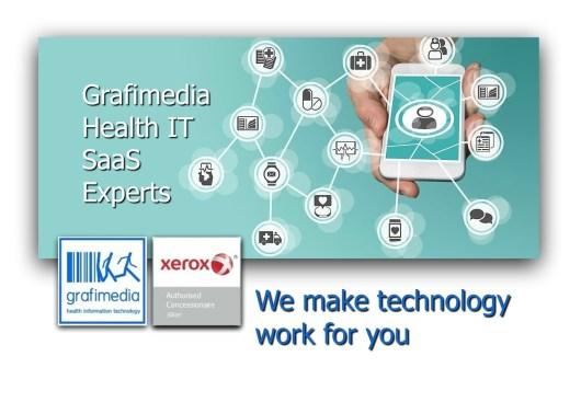 Grafimedia Digital Health SaaS Experts Make Technology Work For You