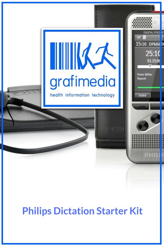 Philips Dictation Starter Kit by Grafimedia.eu