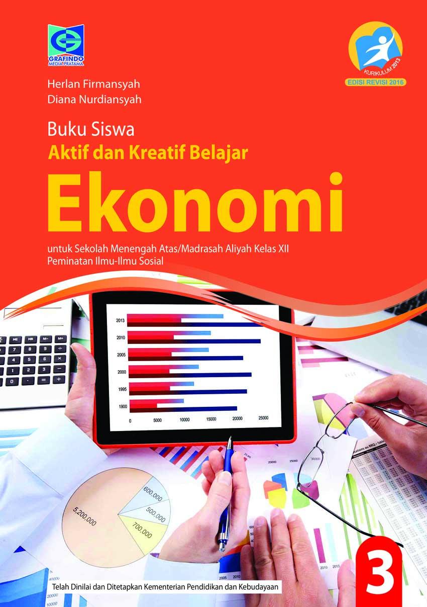 Kunci Jawaban Buku Paket Ekonomi Kelas 12 Kurikulum 2013