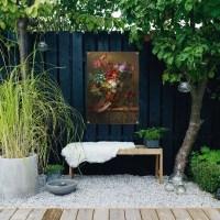 Tuinposter griekse vaas