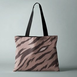 Tas luipaard zwart