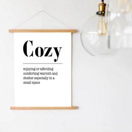 Quote Cozy