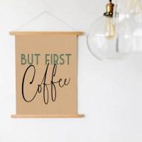 Wandhanger coffee