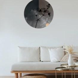 Muurcirkel moon