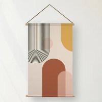 Textielpsoter geo minimalisme
