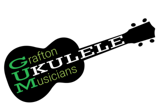 Grafton Ukulele Musicians logo