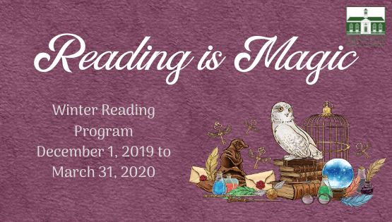 Winter Reading Program 2020