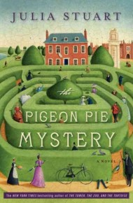 The Pigeon Pie Mystery  -  Julia Stuart