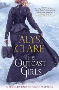 The Outcast Girls - Alys Clare
