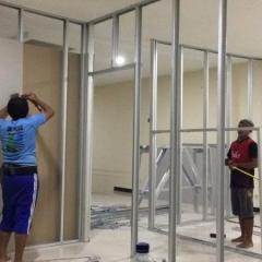 Memasang Plafon Baja Ringan Specialis Pemasangan Dan Partisi Canovi
