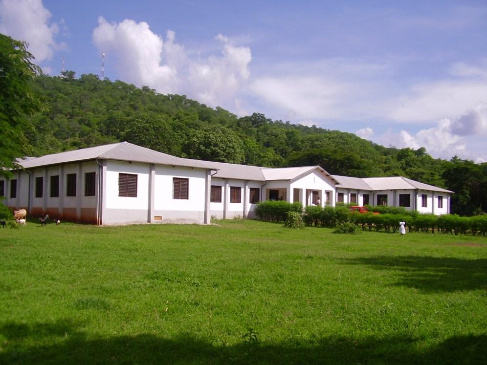 Ndanda Secondary School dormitory