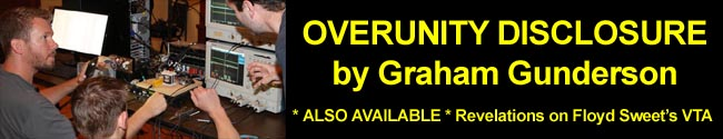 Overunity Disclosure by Graham Gunderson