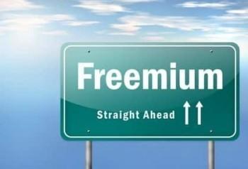 "Highway Signpost ""Freemium"""