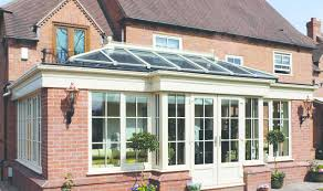 Orangery in Wolstanton Newcastle-under-Lyme Staffordshire