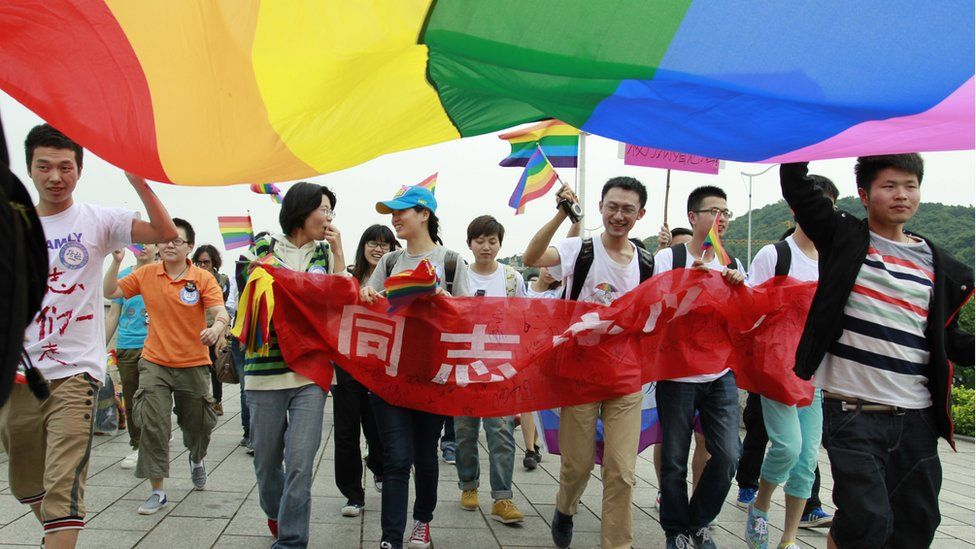 BEING GAY IN CHINA
