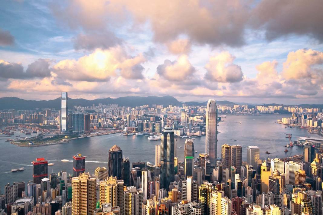 CHINA AND HONGKONG