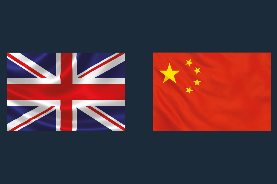 UK & China