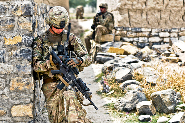 US ARMY SEARCHES FOR NEW BASES