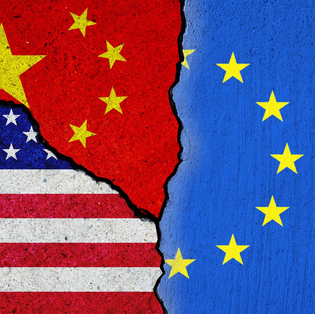 IS THERE A US/EU DIVIDE OVER CHINA