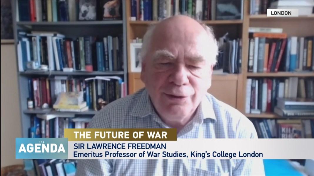 Sir Lawrence Freedman War Studies