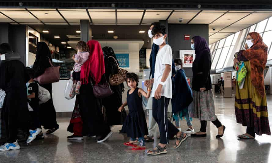 HOUSING AFGHANISTAN REFUGEES