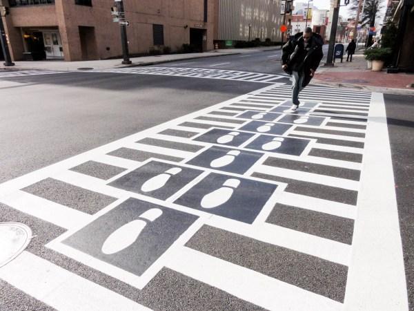 Hopscotch Crosswalk