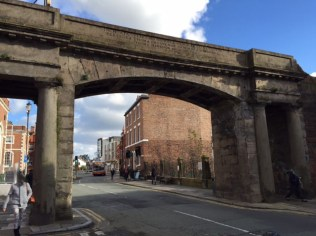 Chester North gate