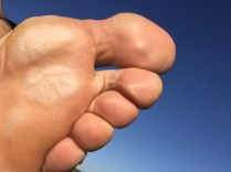 thought you'd like a foot shot