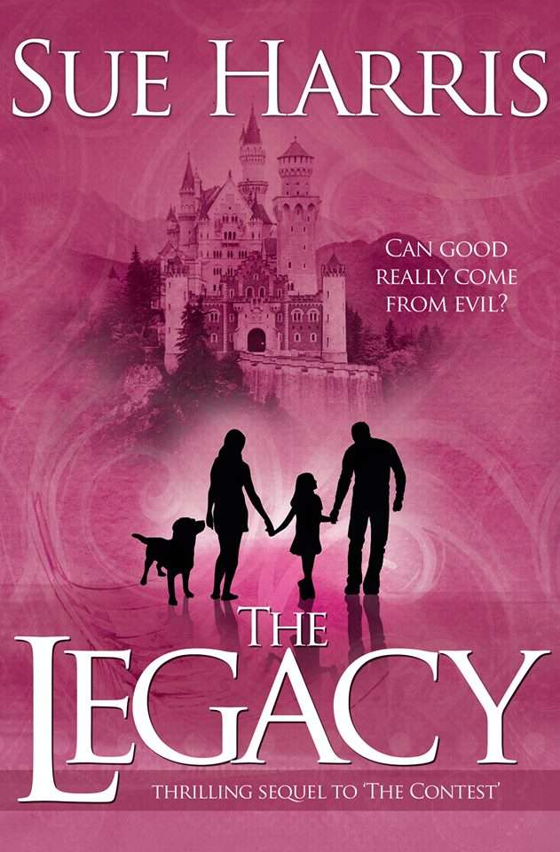 THE LEGACY A SEQUEL TO THE CONTEST. CLICK HERE FOR AMAZON BUY.