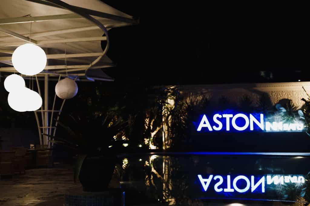 Kolam Renang Aston Inn Batu