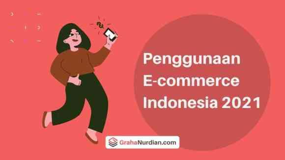 E-commerce Indonesia 2021