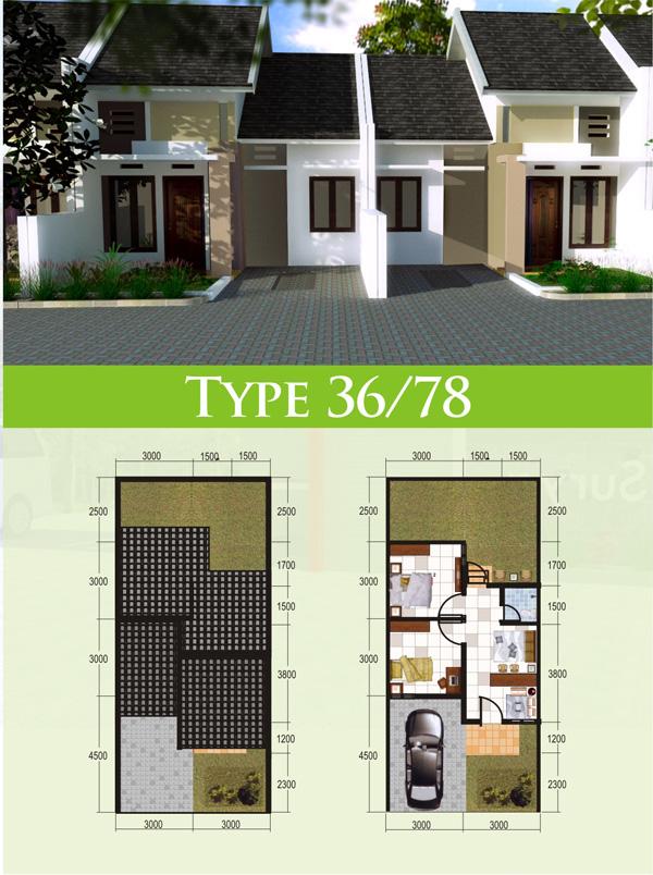 Gambar Renovasi Ajaib Tipe 36 78 Rumah Mungil Jadi Idaman