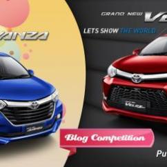 Launching Toyota Grand New Avanza Perbedaan All Kijang Innova Tipe G Dan V Veloz Blog Competition Grahatoyota Com Keluarga Baru Indonesia Kini Semakin Lengkap Telah Hadir