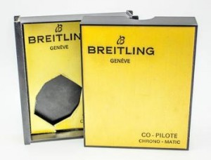 Breitling Co Pilot 7651 box