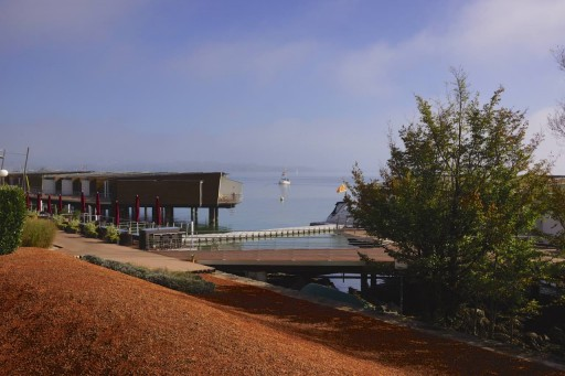 Hotel Palafitte in Neuchatel really is as amazing as it sounds - a five star hotel on the lake!