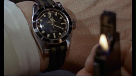 Goldfinger Rolex 6538