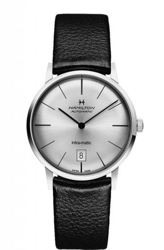 A Hamilton Intra-Matic is an excellent Swiss automatic watch with history, great looks, and reasonable respect for under $650 street price.