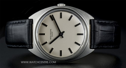 Ref. 3574 is one of the rarest and most-unusual Patek Philippe watches anywhere!