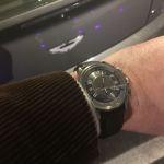 Jaeger-LeCoultre AMVOX1 Alarm Titanium Limited Edition