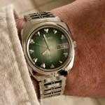 Seiko Lord Matic: Emerald Jewel