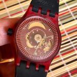 Swatch Sistem51: Ironic Plastic