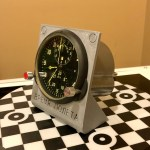 "Russian ""MIG"" Clock For Your Desk"