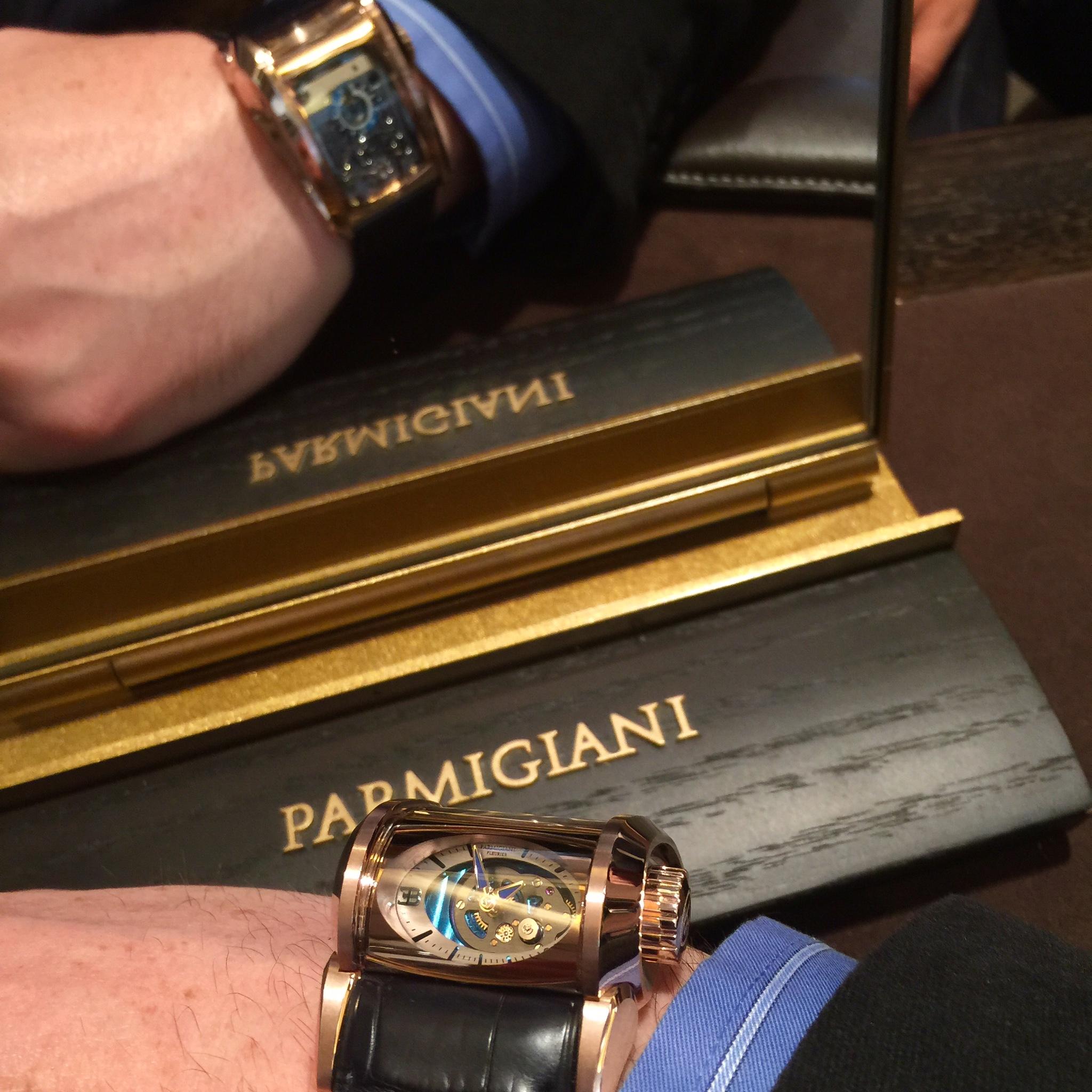 Parmigiani Bugatti: A Retrospective Look