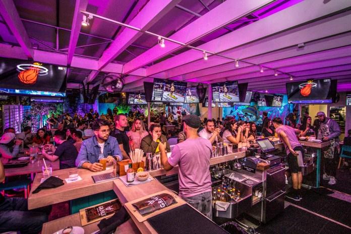 Grails Restaurant & Bar Wynwood, Miami – 60+ TVs, Craft Cocktails, and  Fresh Ingredients