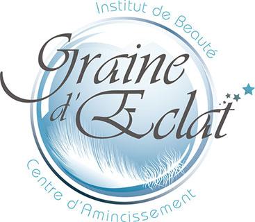 Logo Institut de beauté Graine d'éclat