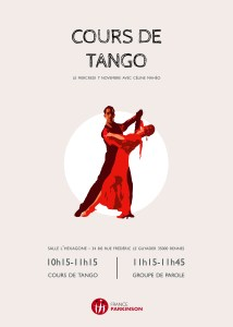 cours tango graine de courage france parkinson